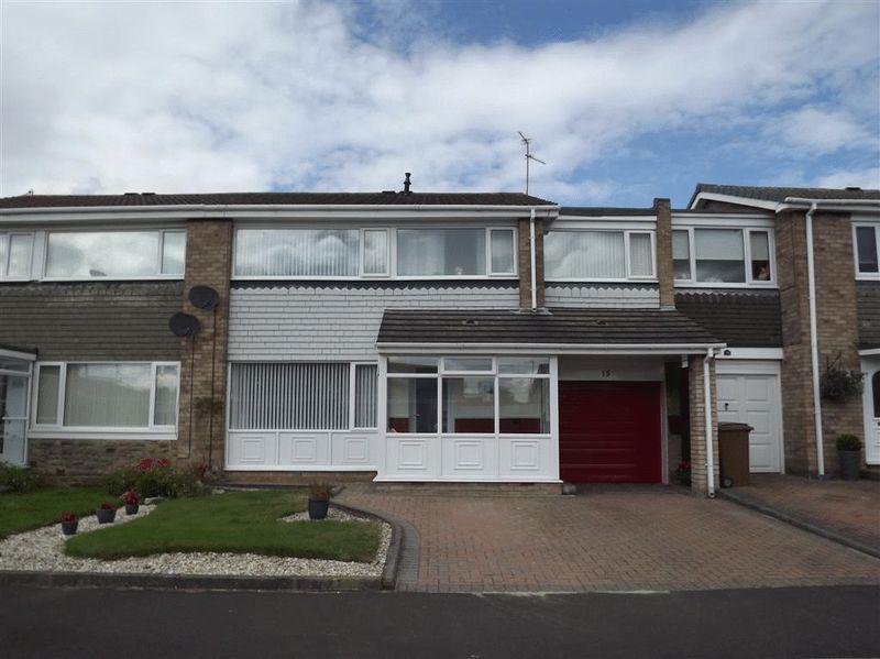 4 Bedrooms House for sale in Hareside, Cramlington