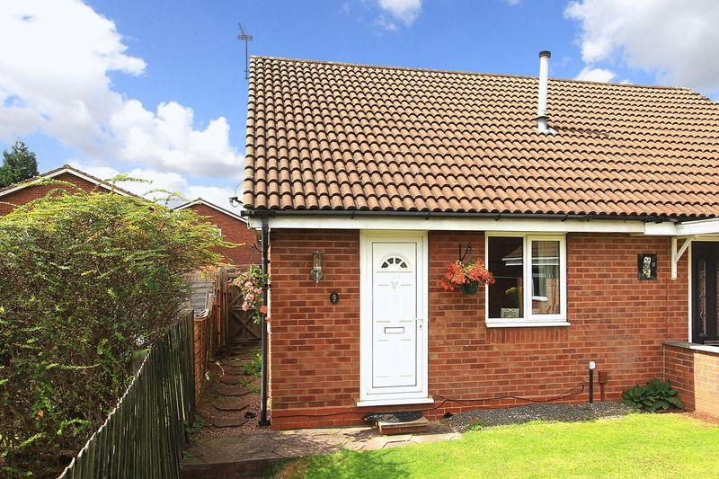 1 Bedroom Bungalow for sale in DUNSTALL, Logan Close