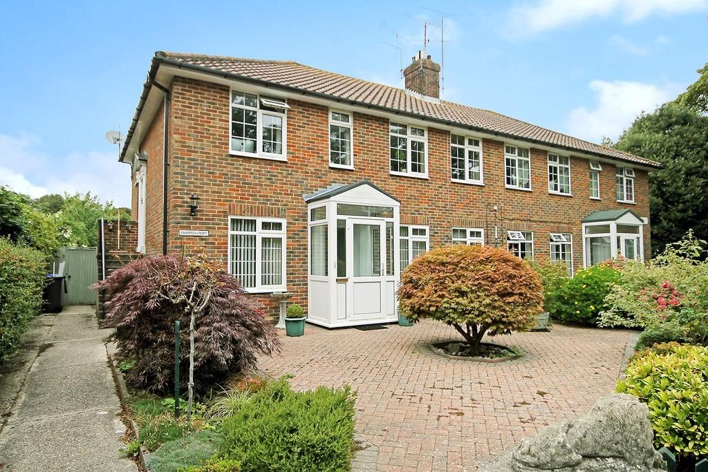 2 Bedrooms Flat for sale in Chappell Croft, Manor Road BN11 4SF