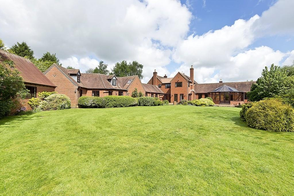 6 Bedrooms Detached House for sale in Chapel Lane, Ullenhall
