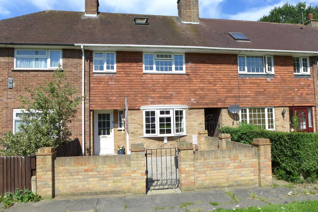 2 Bedrooms Terraced House for sale in Carlton Avenue, Feltham