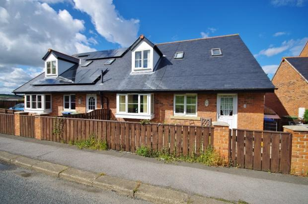 3 Bedrooms Semi Detached House for sale in Angel View, Edmondsley, Durham, DH7