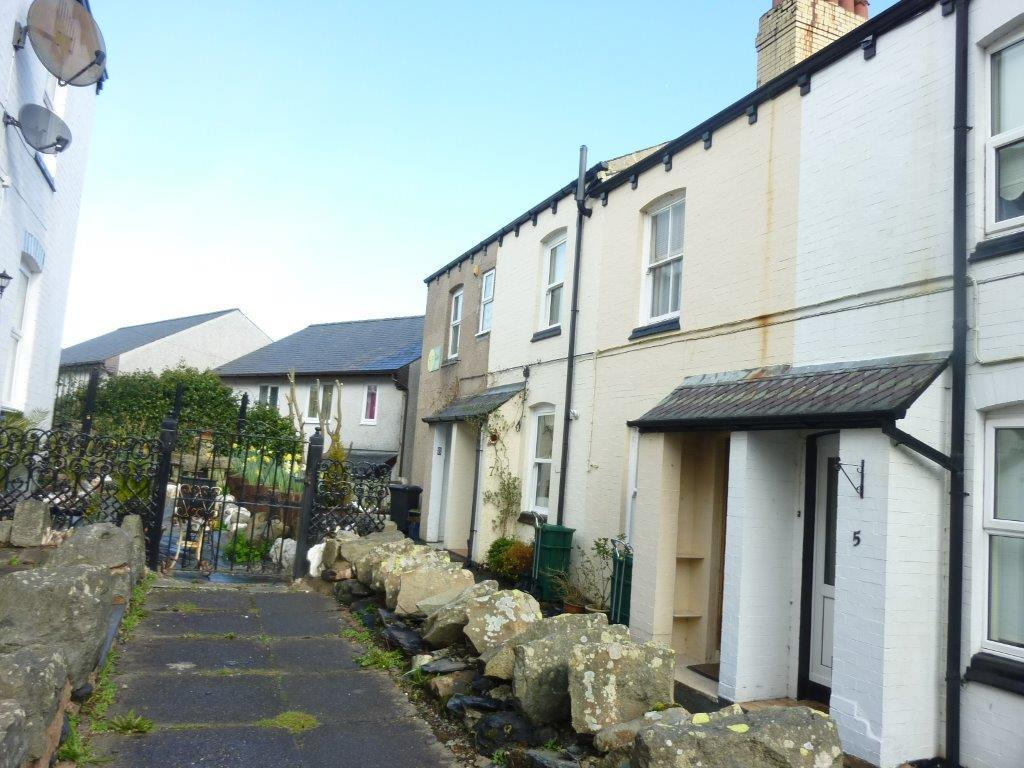 2 Bedrooms Cottage House for sale in Victoria Terrace, Trefriw, LL27 0JL