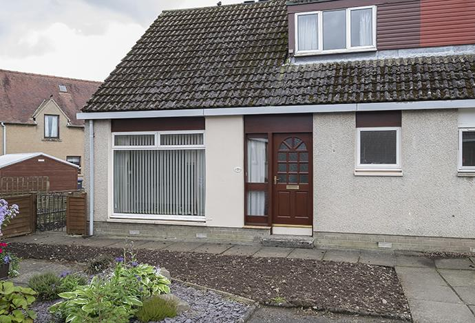 2 Bedrooms Semi Detached House for sale in 7 Smithy Croft, Lauder, TD2 6RQ