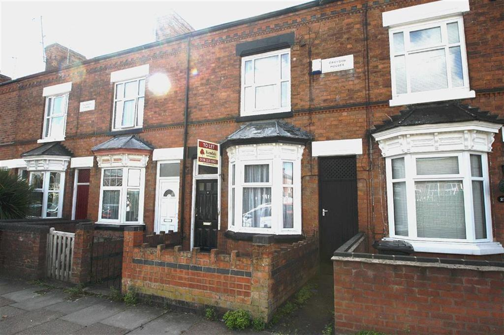3 Bedrooms Terraced House for sale in Knighton Fields Road West, Leicester, LE2