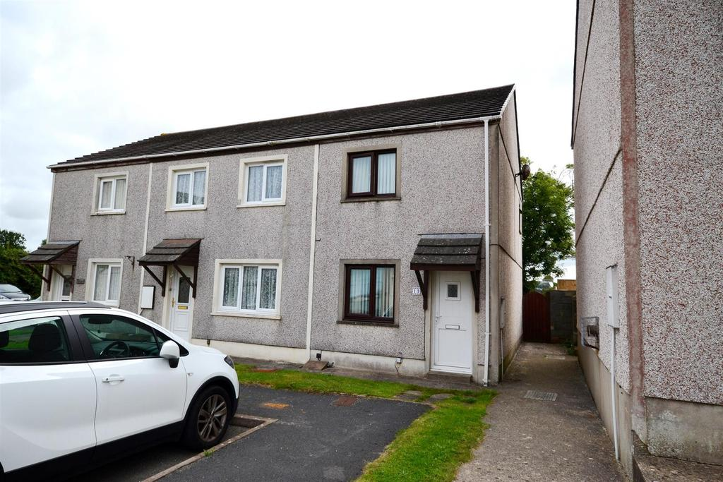2 Bedrooms End Of Terrace House for sale in Howells Close, Monkton, Pembroke