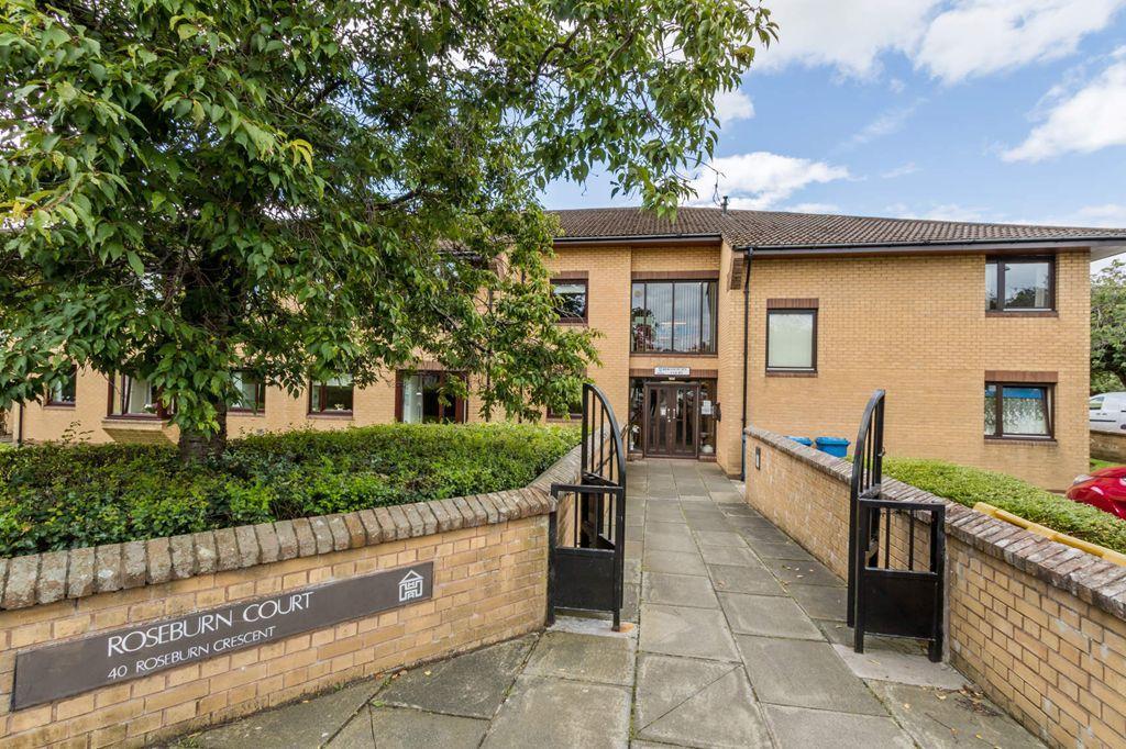 2 Bedrooms Retirement Property for sale in 40/29 Roseburn Crescent, Roseburn, EH12 5PT