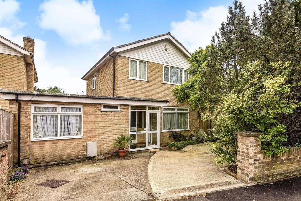 4 Bedrooms Link Detached House for sale in Trafford Road, Oxford