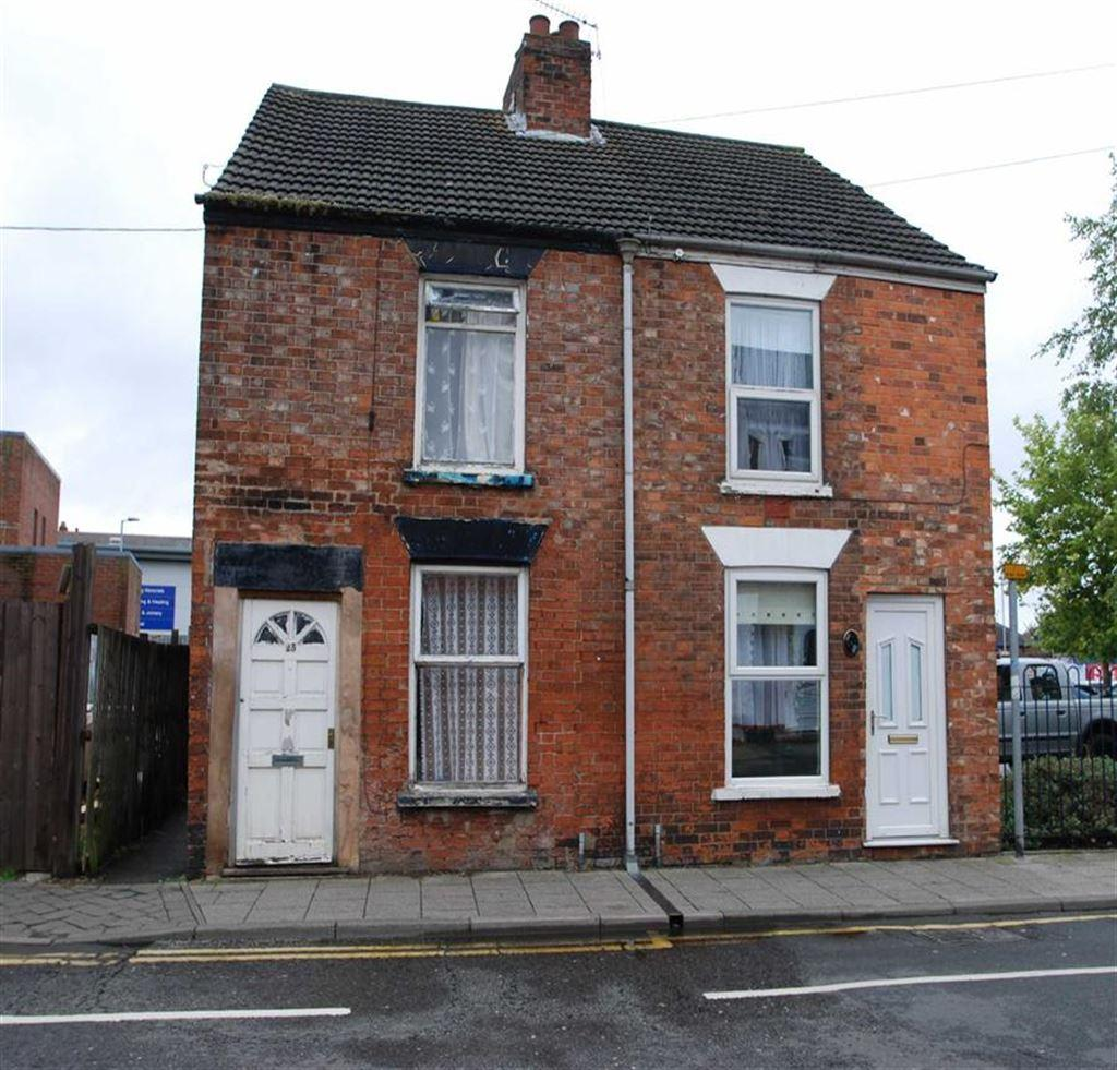 2 Bedrooms Semi Detached House for sale in George Street, Boston
