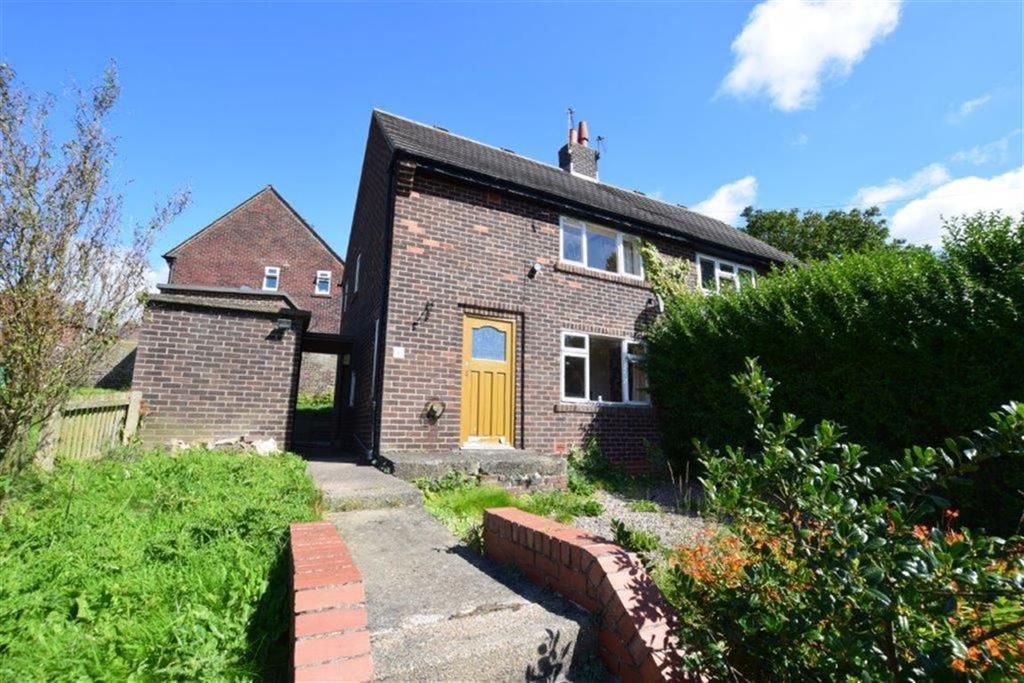 2 Bedrooms Semi Detached House for sale in Westerley Lane, Shelley, Huddersfield, HD8