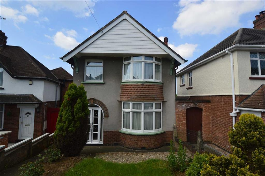 3 Bedrooms Detached House for sale in Silbury Road, Off Anstey Lane