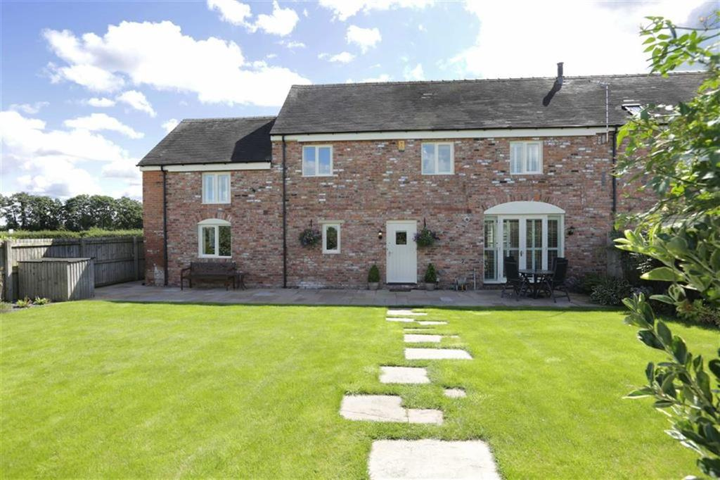 4 Bedrooms Barn Conversion Character Property for sale in Little Heath Barns, Audlem, Cheshire