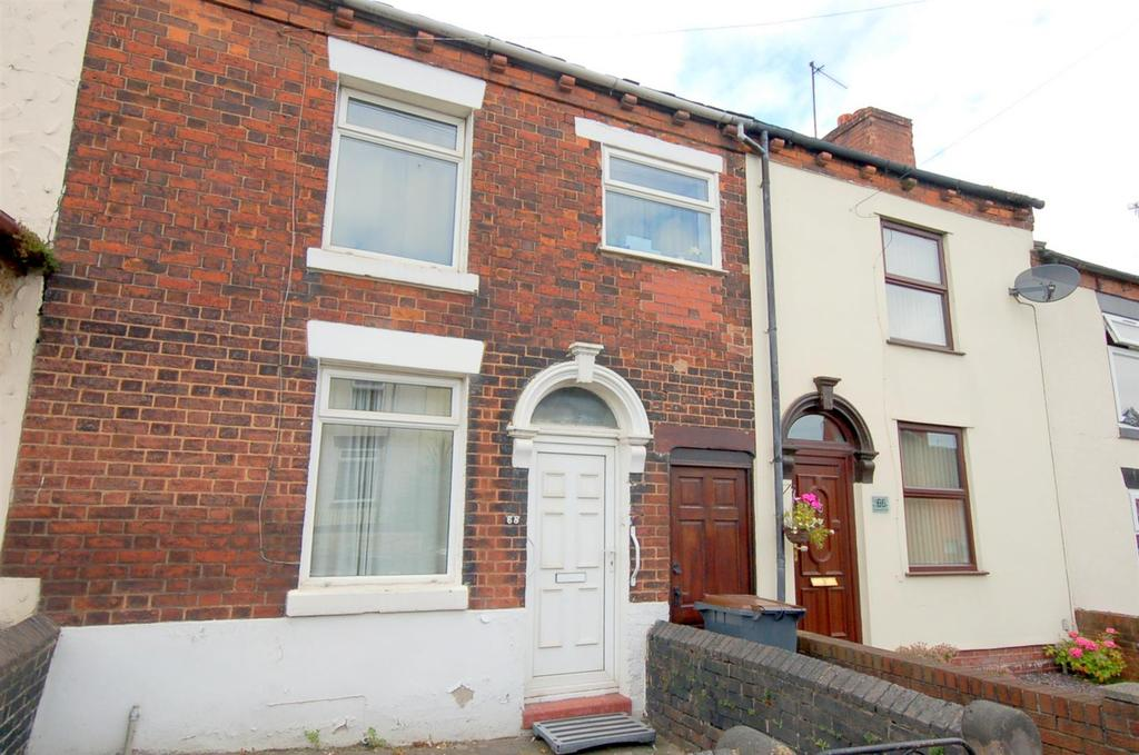 3 Bedrooms Terraced House for sale in Congleton Road, Talke