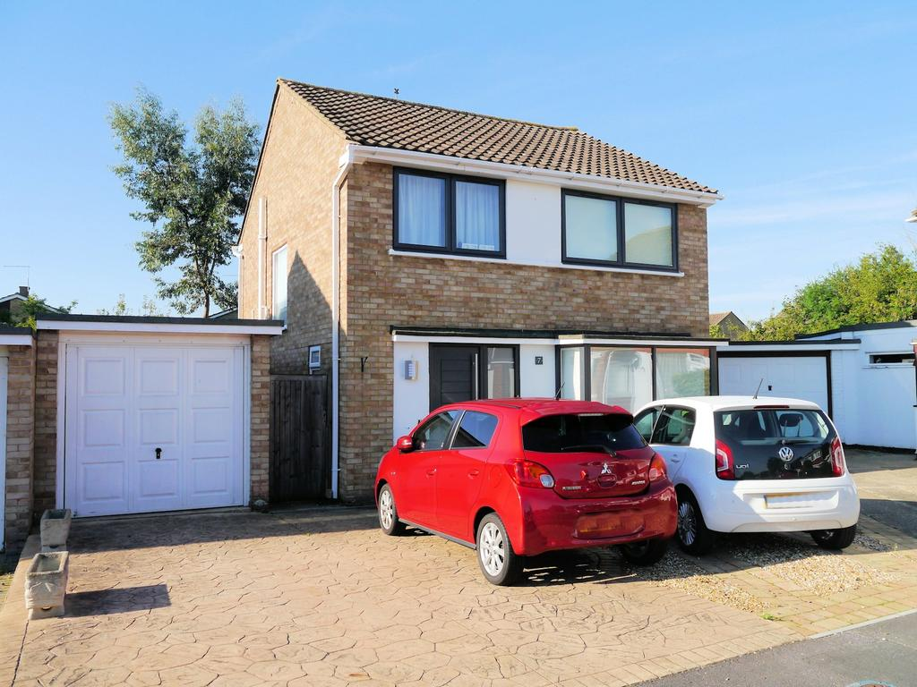 3 Bedrooms Detached House for sale in Andermans, Windsor SL4