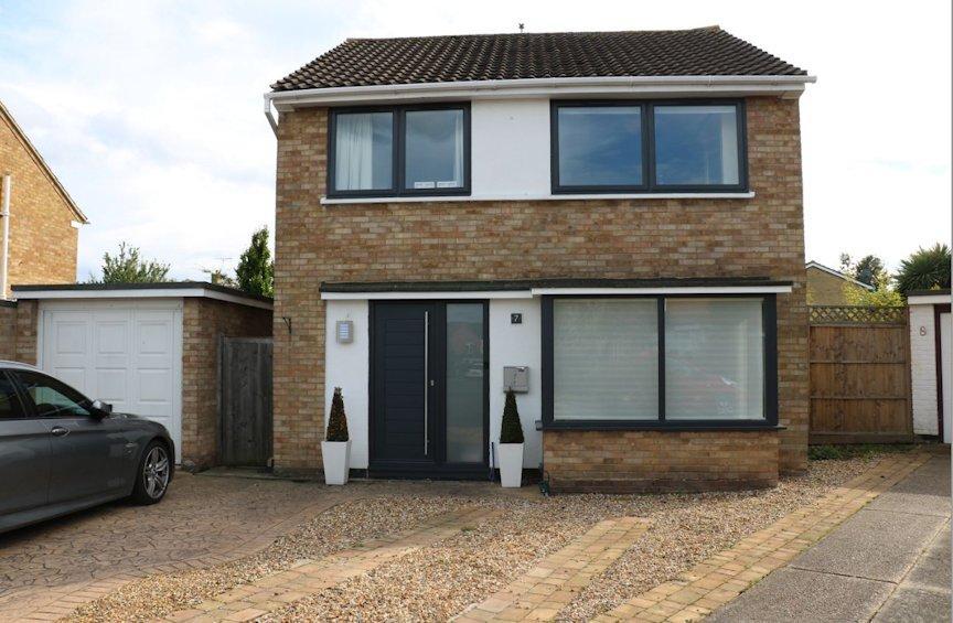 3 Bedrooms Detached House for sale in Andermans, Windsor SL4