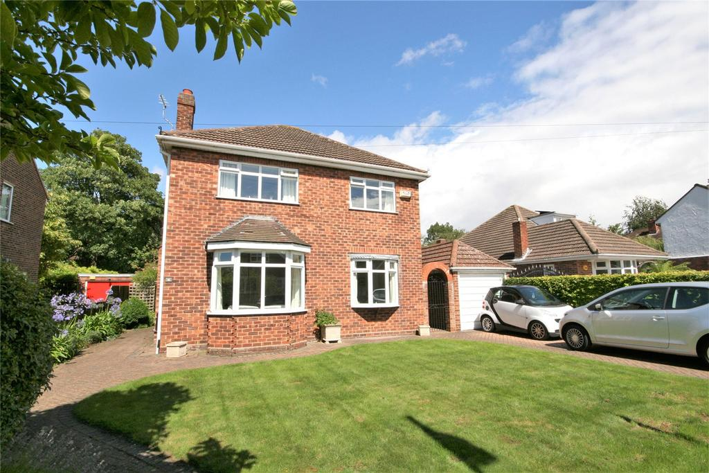3 Bedrooms Detached House for sale in Westlands Avenue, Grimsby, DN34