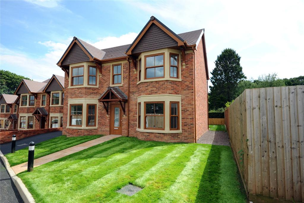 4 Bedrooms Detached House for sale in Towy Court, Llanishen, Cardiff, CF14