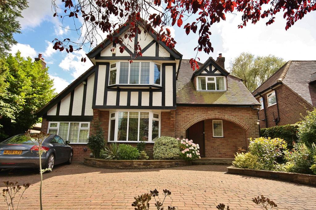 3 Bedrooms Detached House for sale in Grangeway, Handforth