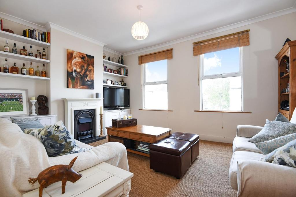 2 Bedrooms Flat for sale in Russell Road, Wimbledon