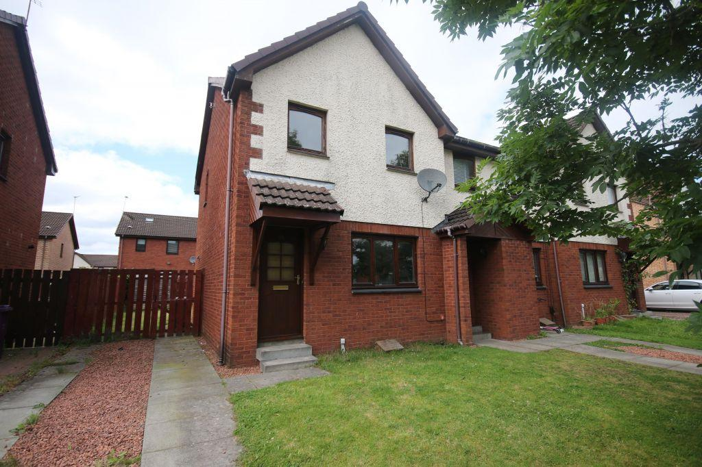 3 Bedrooms End Of Terrace House for sale in 55 Mellerstain Drive, Yoker, Glasgow, G14 0LJ