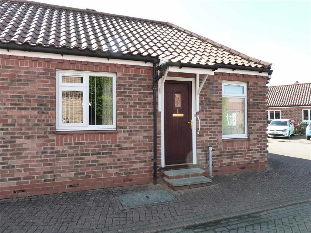 1 Bedroom Terraced Bungalow for sale in Stewart Court, Pocklington