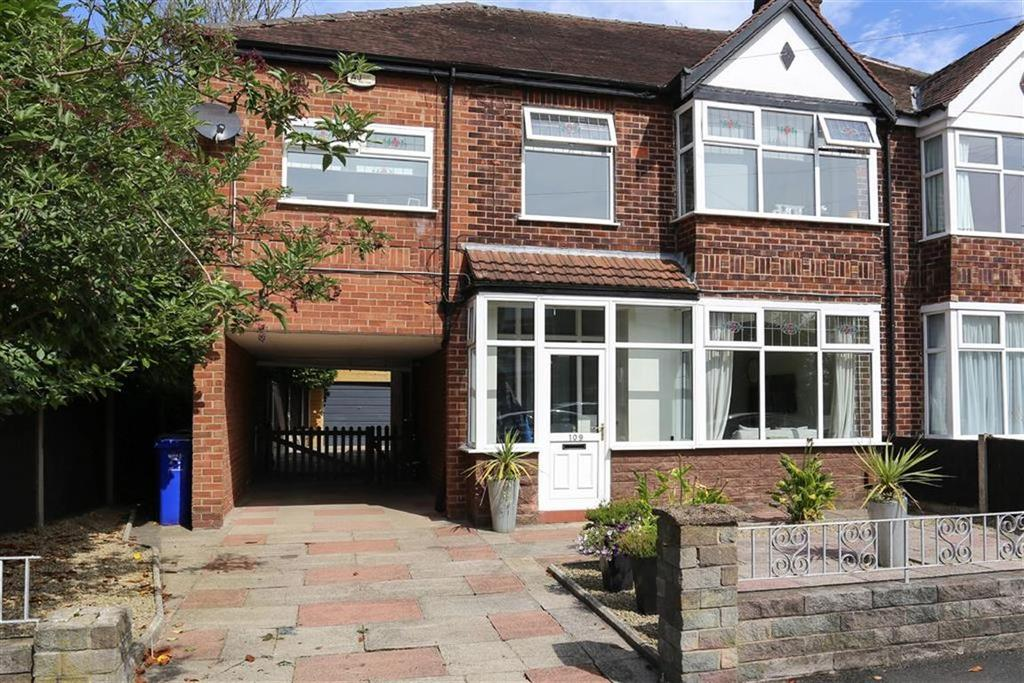 5 Bedrooms Semi Detached House for sale in Fog Lane, Didsbury, Manchester