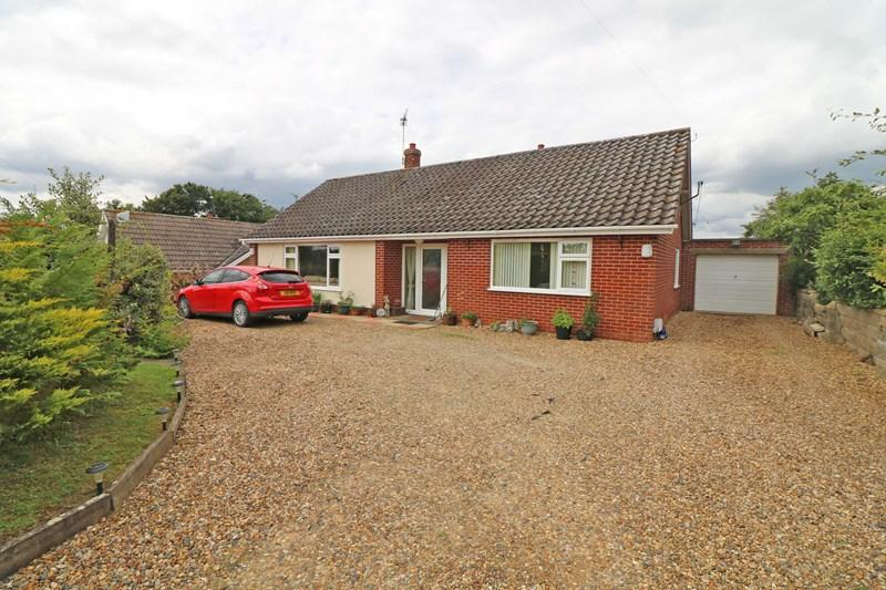 3 Bedrooms Detached Bungalow for sale in Mill Road, Barnham Broom, Norwich
