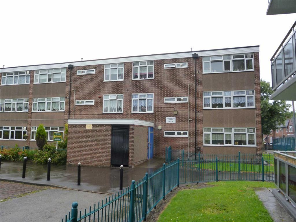 2 Bedrooms Flat for sale in Providence Close, Walsall