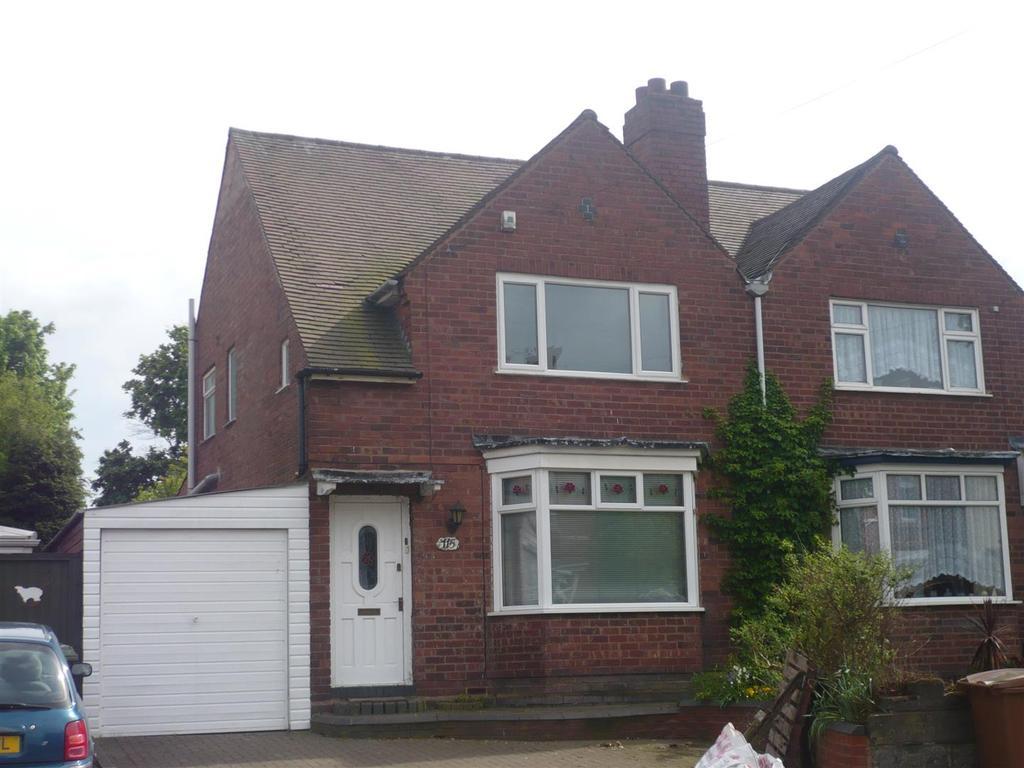 2 Bedrooms Semi Detached House for sale in Station Road, Aldridge