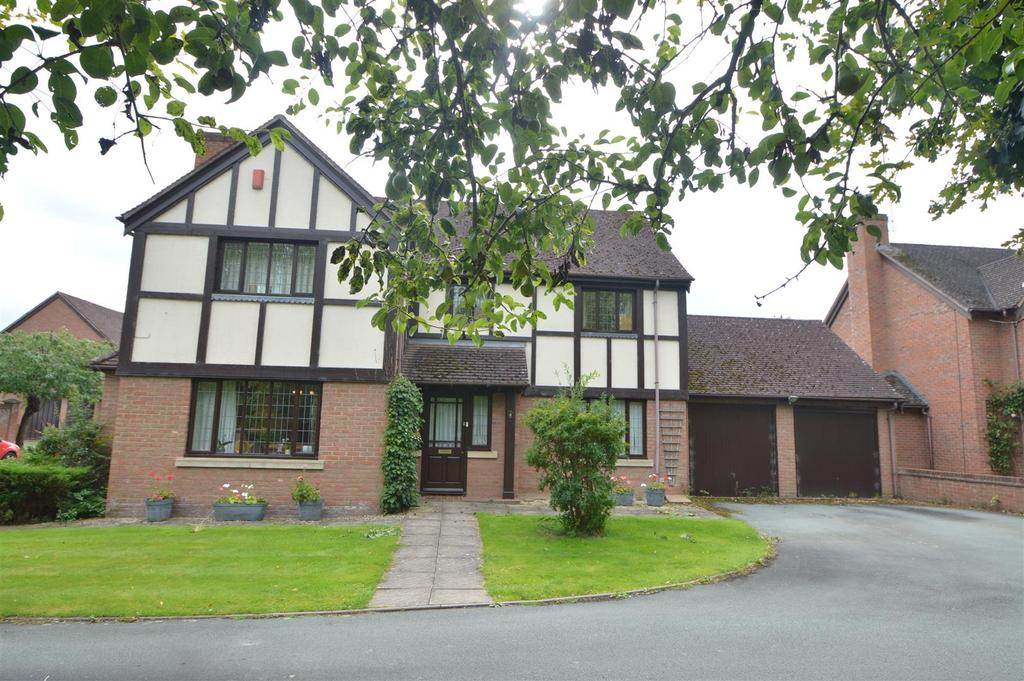 4 Bedrooms Detached House for sale in 4 Bowbrook Grange, Shrewsbury, SY3 8XT