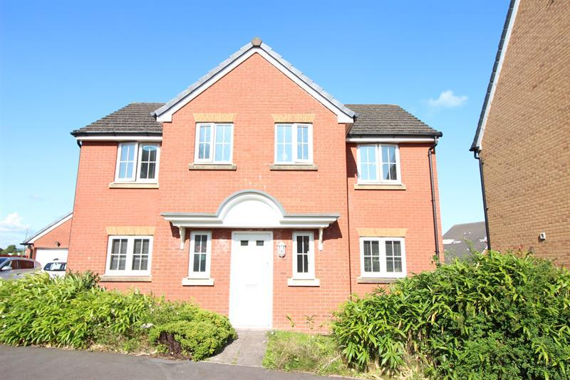 5 Bedrooms Detached House for sale in Druids Close, Caerphilly