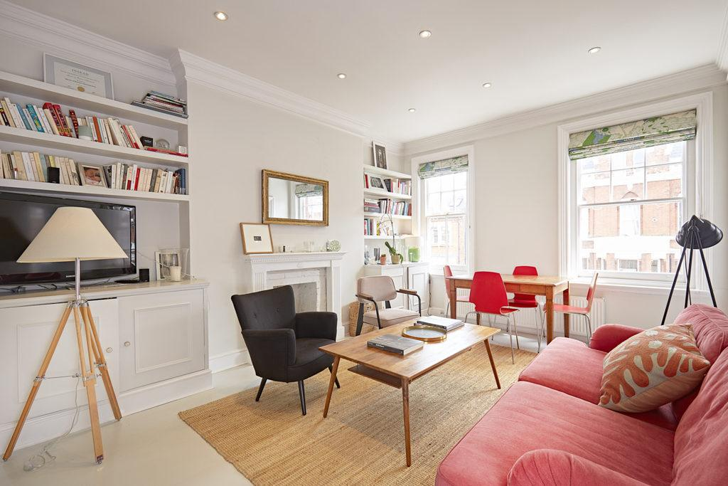 1 Bedroom Apartment Flat for sale in Addison Gardens, London, W14
