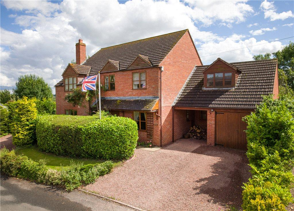 5 Bedrooms Detached House for sale in Leigh, Worcester, Worcestershire, WR6