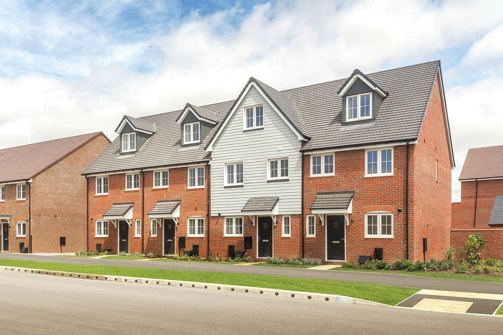 3 Bedrooms Semi Detached House for sale in Brand New CALA Home, Shopwyke Lakes, Shopwyke Road, Chichester, PO20