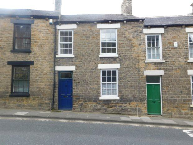 4 Bedrooms Terraced House for sale in COLPITTS TERRACE, DURHAM CITY, DURHAM CITY