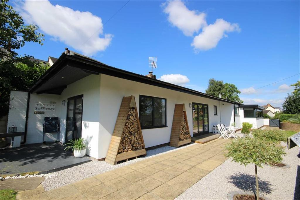 4 Bedrooms Detached Bungalow for sale in Criftycraft Lane, Churchdown, Gloucester, GL3