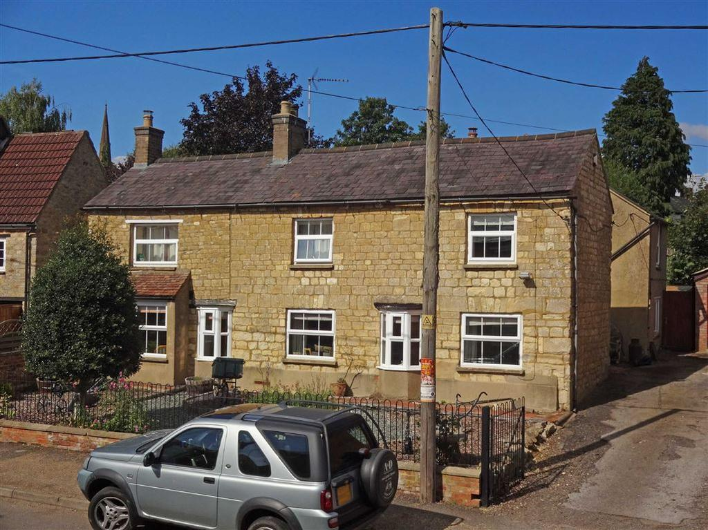 4 Bedrooms Cottage House for sale in High Street, Greens Norton