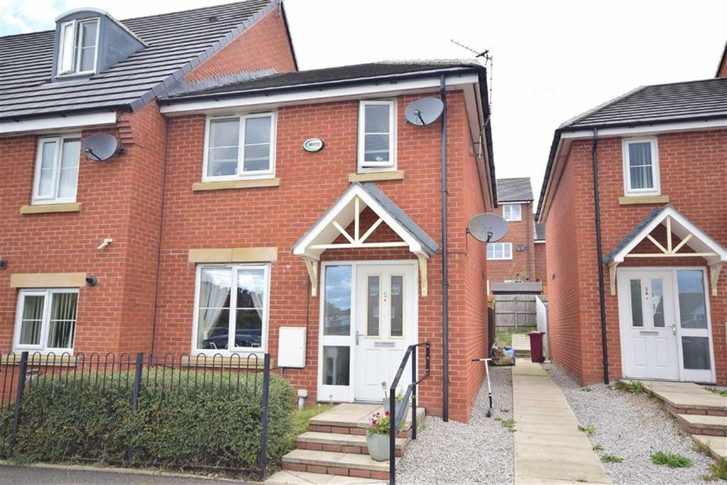3 Bedrooms Town House for sale in Seven Trees Avenue, Blackburn