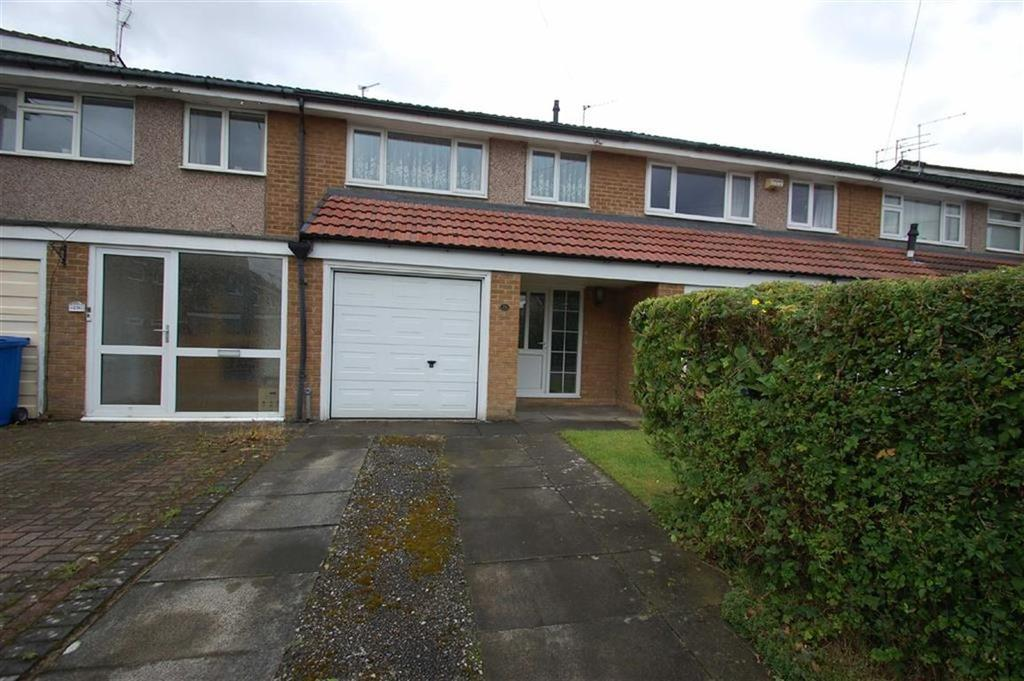 3 Bedrooms Terraced House for sale in Dawlish Close, Bramhall, Cheshire