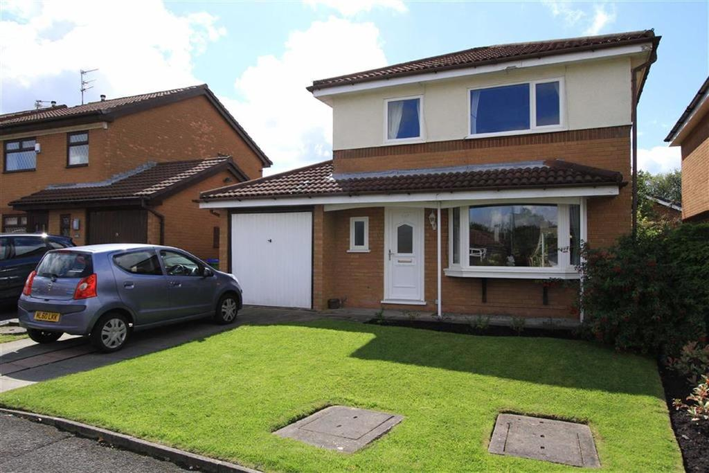 4 Bedrooms Detached House for sale in 147, Elmsfield Avenue, Norden, Rochdale, OL11