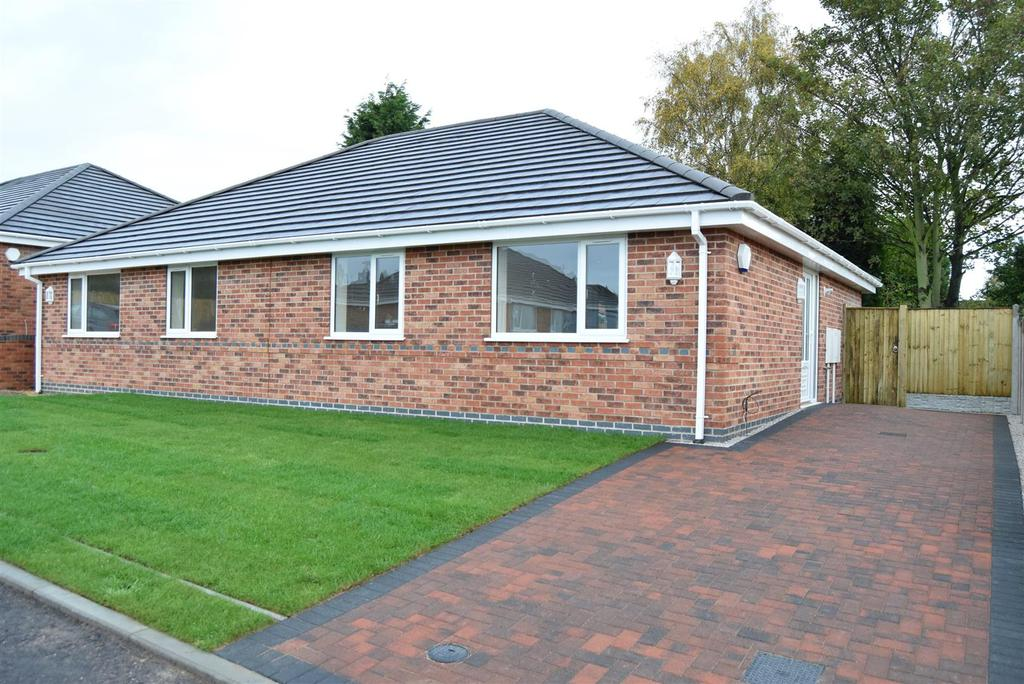 2 Bedrooms Semi Detached Bungalow for sale in New Bungalow Development,Little Haven, Clipstone Road West, Forest Town