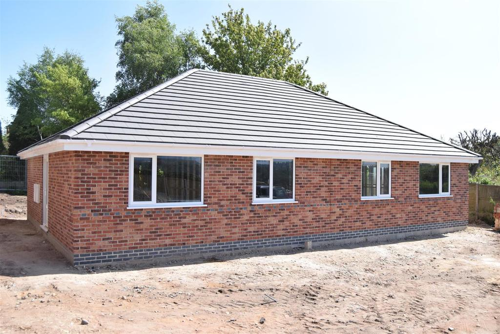 2 Bedrooms Semi Detached Bungalow for sale in Plot 3, Little Haven, Clipstone Road West, Forest Town