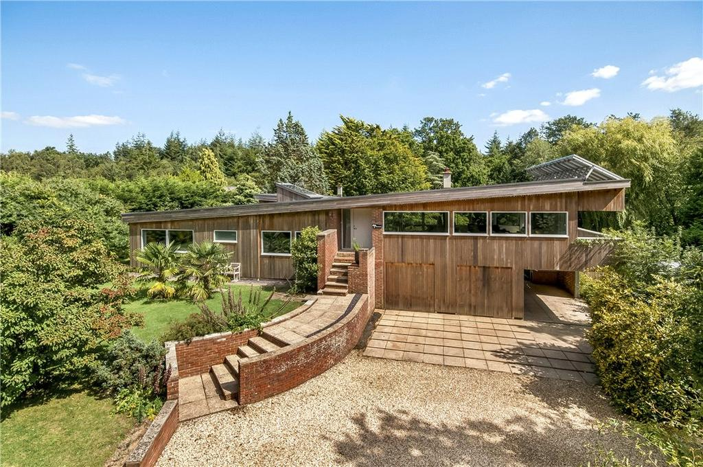 3 Bedrooms Detached House for sale in The Hummicks, Dock Lane, Beaulieu, Brockenhurst, SO42