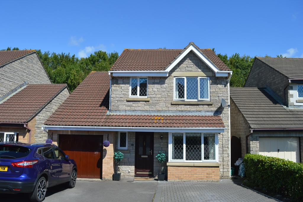 4 Bedrooms Detached House for sale in Clos y Wiwer, Llantwit Major, Vale of Glamorgan CF61