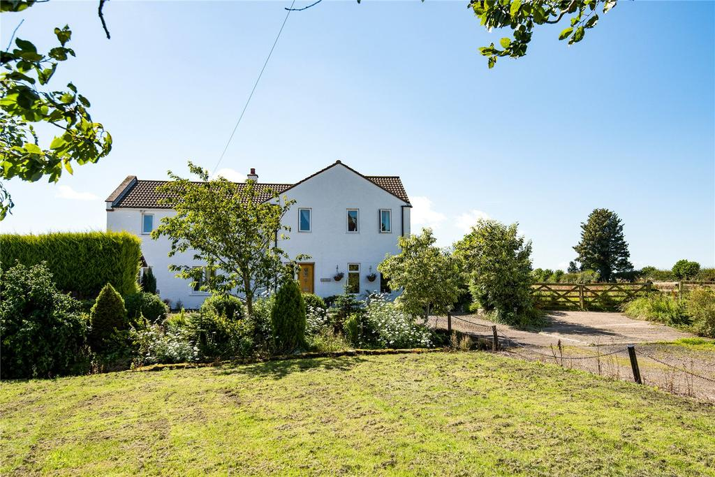 4 Bedrooms Detached House for sale in Burn House, Lowick, Berwick-Upon-Tweed, Northumberland
