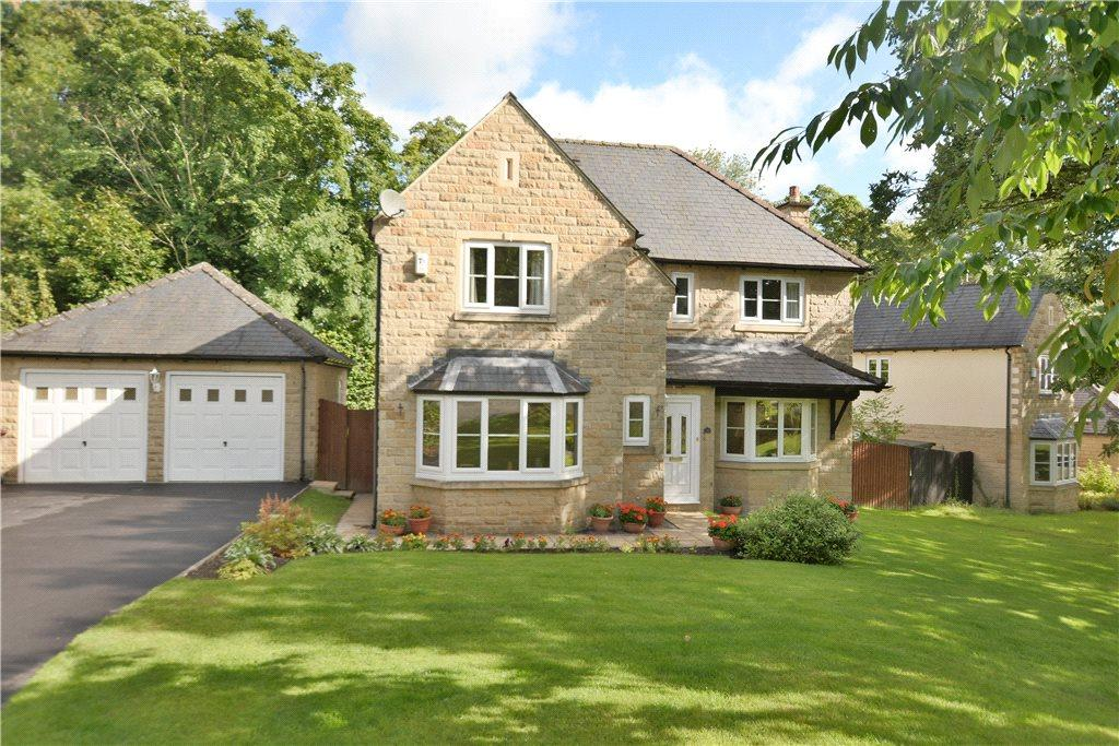 4 Bedrooms Detached House for sale in Tree Tops Court, Roundhay, Leeds