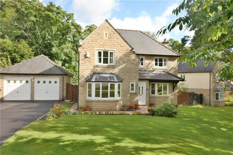 4 bedroom detached house for sale - Tree Tops Court, Roundhay, Leeds