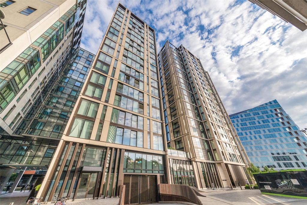4 Bedrooms Penthouse Flat for sale in Merchant Square, Paddington, London