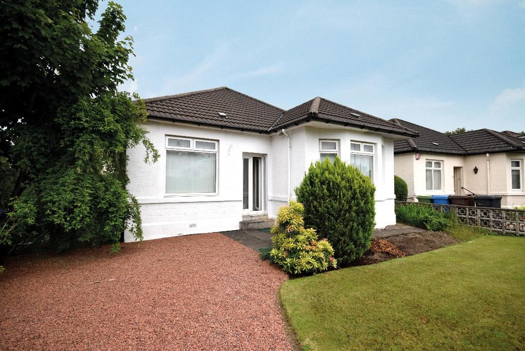 2 Bedrooms Detached Bungalow for sale in Stamperland Drive, Clarkston, Glasgow, G76 8HE