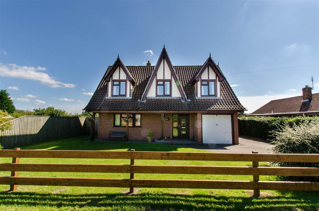 4 Bedrooms House for sale in Hanby Lane, Welton-Le-Marsh, Spilsby